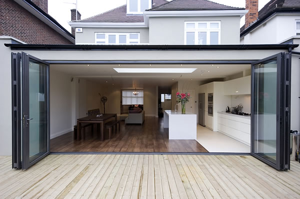 Residential Property - Kitchen Extension